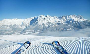 Ski package in January