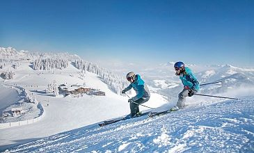 Skiing holidays Kitzbühel alps